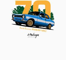 Ford Escort RS1600 (blue) Unisex T-Shirt