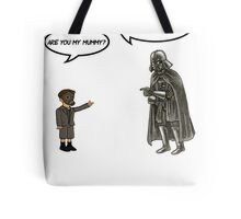 Mummy or Father Tote Bag