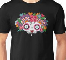 Catrina Skelly Unisex T-Shirt
