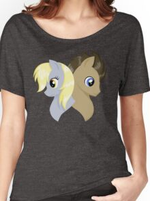 The Companion and the Doctor Women's Relaxed Fit T-Shirt