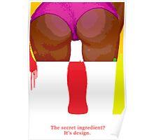 The Secret Ingredient Poster
