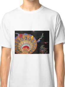 Swing Ride in Action Classic T-Shirt