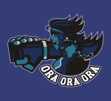 oraoraora by wrighto