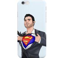 Super Hoechlin iPhone Case/Skin