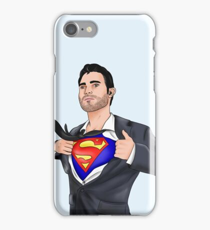 Super Hoechlin iPhone Case/Skin