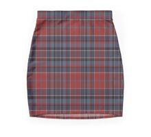 02532 Providence County, Rhode Island Fashion Tartan Mini Skirt