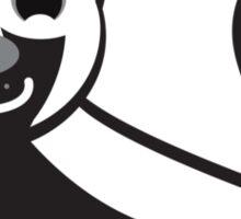 Cute little skunk Sticker