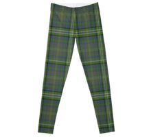 02531 Monmouth County, New Jersey Fashion Tartan Leggings