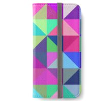 Geometric Shapes iPhone Wallet/Case/Skin