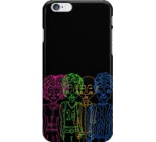 MULTIPEOPLE iPhone Case/Skin
