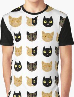 Kitties Graphic T-Shirt