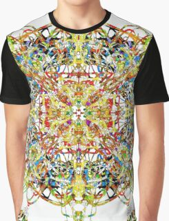 Colorful Node Of Termination Graphic T-Shirt