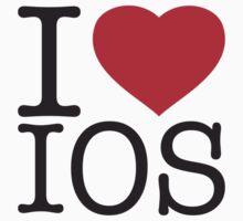 I ♥ IOS by eyesblau