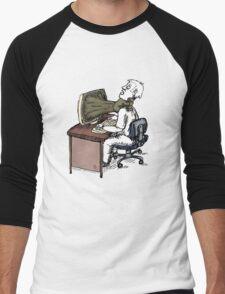 No Caption Needed 2 Men's Baseball ¾ T-Shirt