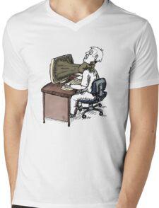 No Caption Needed 2 Mens V-Neck T-Shirt