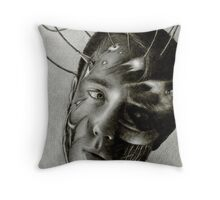 I, Android Throw Pillow