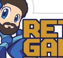 RGR Character & Logo Sticker