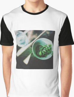 Eat Your Greens Graphic T-Shirt