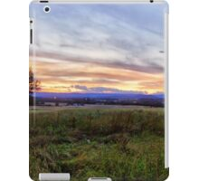 Beautiful Valley View iPad Case/Skin