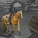 Rodeo Royalty III by Al Bourassa
