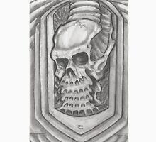 Bio-deco skull Unisex T-Shirt