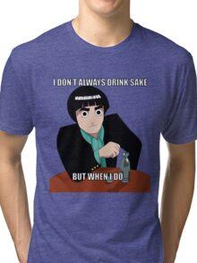 Stay Thirsty My Friends Tri-blend T-Shirt