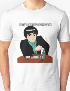 Stay Thirsty My Friends Unisex T-Shirt