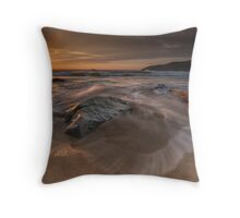 Sunset - Donegal Throw Pillow