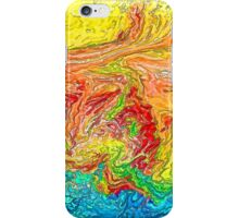 Autumn Bliss by Lena Owens iPhone Case/Skin