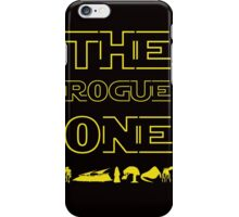 The Rogue One iPhone Case/Skin