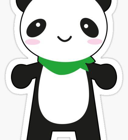 Super Cute Kawaii Panda Sticker