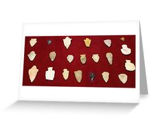 Arrowhead Collections Greeting Card
