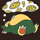 Dreamin Snorlax by DuckHunt