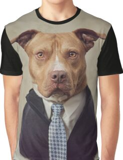 Shelter Pets Project - General Patton Graphic T-Shirt