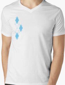 Argyle Rarity MLP Mens V-Neck T-Shirt
