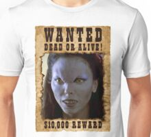 Buffy Drusilla Wanted 1 Unisex T-Shirt