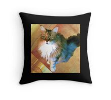 """Annie"" Throw Pillow"