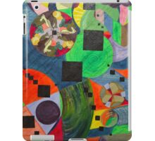 Nebula Compass iPad Case/Skin