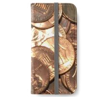 Pennies If you like, please purchase, try a cell phone cover thanks iPhone Wallet/Case/Skin