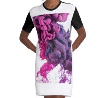 DS2 Back Cover Graphic T-Shirt Dress