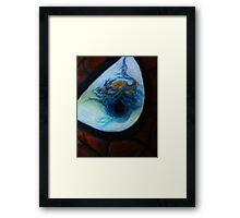 """""""Sinister Shocker"""" Framed Print"""