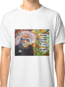 Albert Einstein T-Shirts Classic T-Shirt
