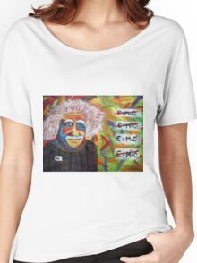 Albert Einstein T-Shirts Women's Relaxed Fit T-Shirt