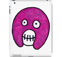 Boosh Skull - Purple iPad Case/Skin