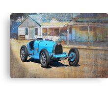 Bugatti T35A Canvas Print