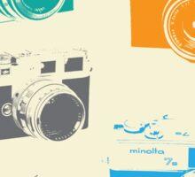 Vintage Cameras - The 35mm Rangefinder Sticker