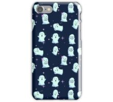 Pixel Ghosts iPhone Case/Skin