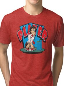 PLAYER Tri-blend T-Shirt