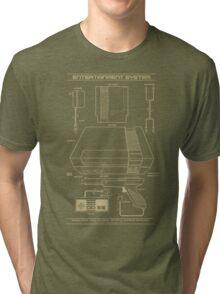 Entertainment System Tri-blend T-Shirt