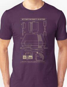 Entertainment System T-Shirt